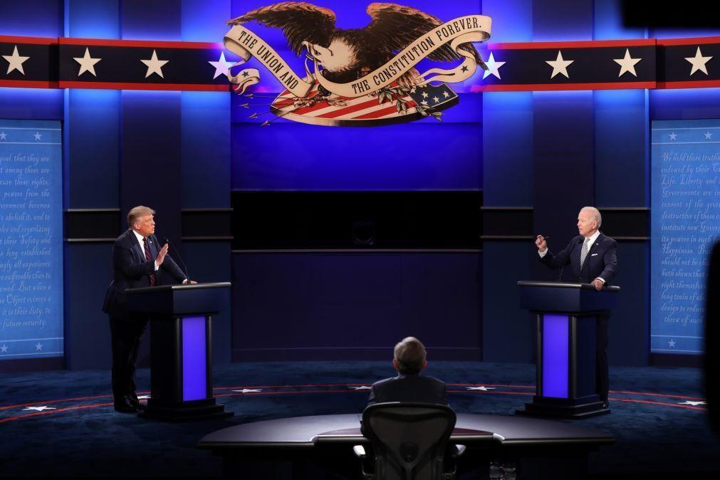 EUA/Eleições: Segundo debate televisivo tenta evitar caos do primeiro confronto