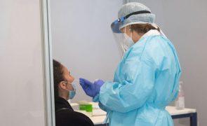 Covid-19: Açores com um novo caso e duas recuperações nas últimas 24 horas