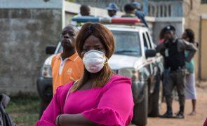 Covid-19: Moçambique regista mais três óbitos e 110 novos casos