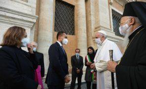 Lideres das maiores religiões do mundo pedem unidade face à pandemia e guerras