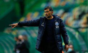 Conceição encara City com respeito, mas garante FC Porto a jogar para ganhar