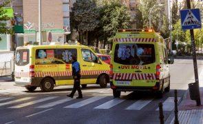 Covid-19: Restrições baixaram incidência em oito dos nove municípios de Madrid