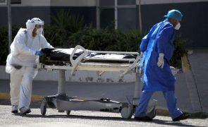 Covid-19: Mais 555 mortos e 5.788 infetados no México