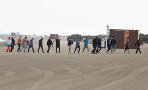 Resgatados 277 ocupantes de 13 embarcações a sul da Gran Canária