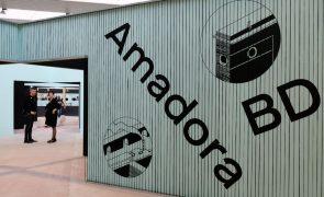 Amadora BD 2020 arranca na quinta-feira com transmissão 'online' da programação