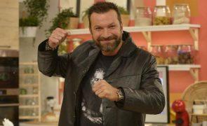 Ljubomir Stanisic confessa que o público tem medo dele: «Não percebo, tenho um coração ótimo»
