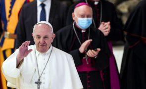 Papa criticou quem vai à missa apenas para dar uma boa imagem social