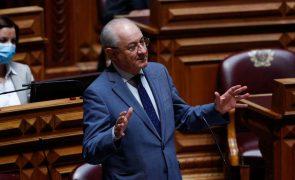 OE2021: Rui Rio anuncia voto contra do PSD