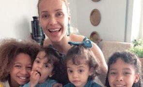 Daniel Souza recusa dar o divórcio a Luciana Abreu por causa das filhas