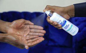 Covid-19: África com mais 271 mortes e 10.380 infetados nas últimas 24 horas