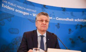 Covid-19: Autoridade de saúde diz que situação na Alemanha é muito grave