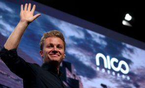 Antigo piloto Nico Rosberg anuncia equipa para disputar campeonato Extreme E