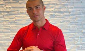 Cristiano Ronaldo afastado do jogo contra o Barcelona arrasa testes PCR à covid19