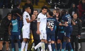 Vitória de Guimarães punido com três jogos à porta fechada devido ao 'caso Marega'