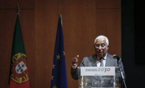 Programa Nacional de Investimentos vai envolver 43 mil milhões de euros