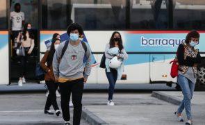 PSD encurta uso obrigatório de máscara na rua para 3 meses e elimina viseiras do diploma