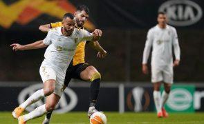 Sporting de Braga vence AEK Atenas no arranque da Liga Europa