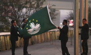 Macau vai voltar a reforçar a lei do hino e da bandeira