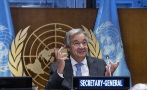 Secretário-Geral da ONU critica violência após presidenciais na Guiné-Conacri