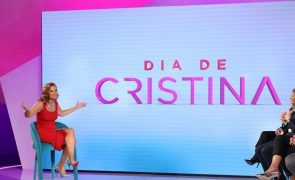 Equipa de Cristina Ferreira faz teste à covid-19 após presença de Bárbara Bandeira no programa