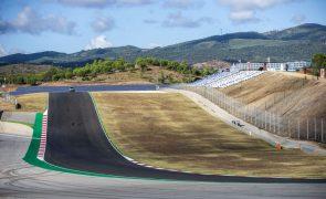 Covid-19. Detetados 14 casos ligados ao GP de Portugal de F1