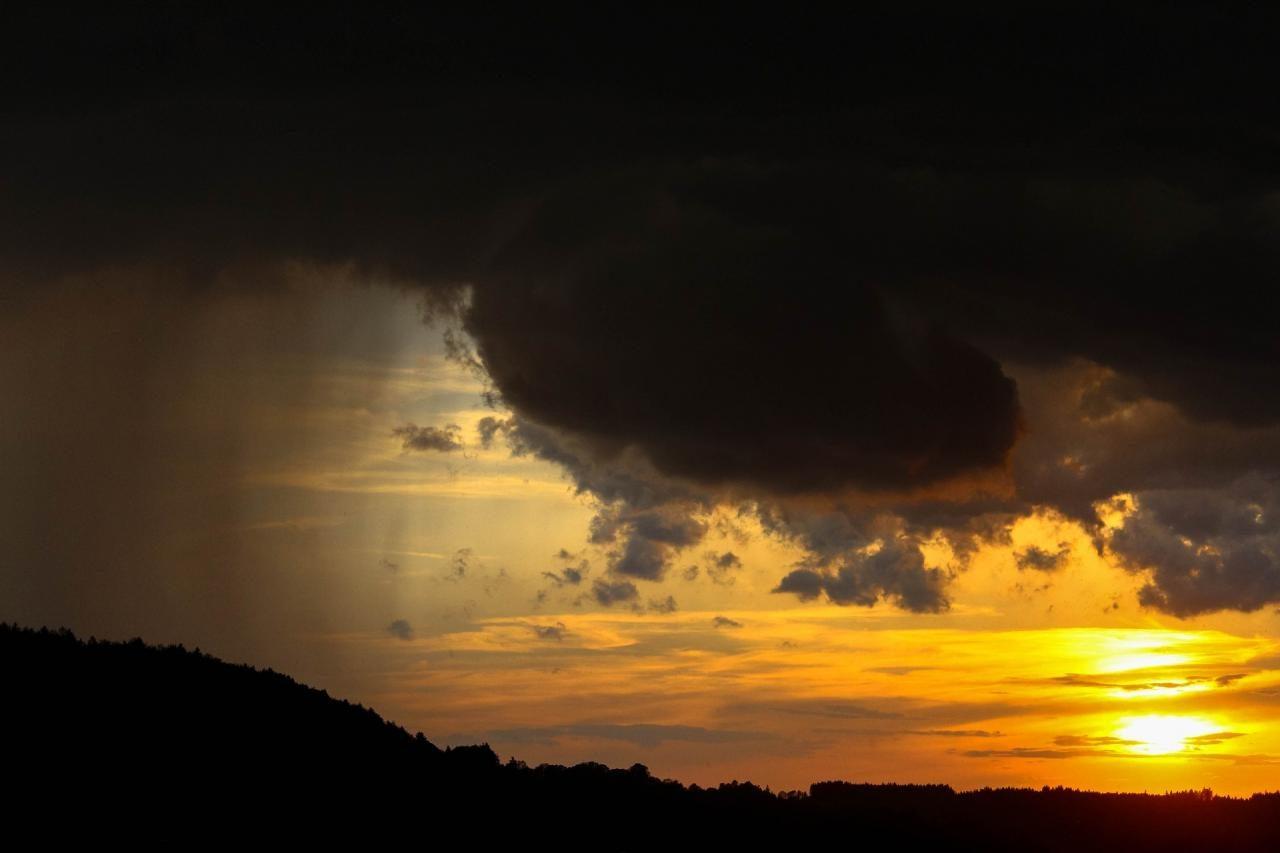 Meteorologia: Previsão do tempo para domingo, 25 de outubro