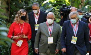 António Costa elogia decisão sobre máscaras na rua e admite mais medidas