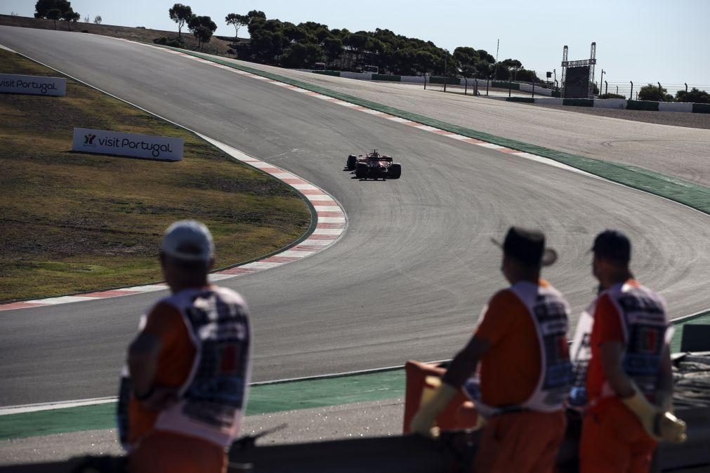 ASAE detém sete pessoas por especulação em venda de bilhetes online para a F1
