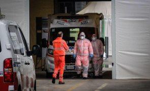 Covid-19: Itália supera os 21 mil casos diários e regista novo recorde