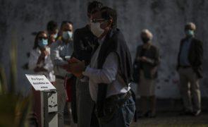 Açores/Eleições: Afluência às urnas era de 32,68% às 16:00 locais