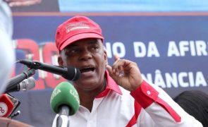 Presidente da UNITA acusa governo de usar a covid-19 para esconder debilidades