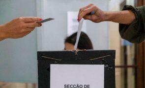 Açores/eleições: Abstenção foi de 54,58%, inferior à de 2016 - Oficial