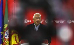 Açores/Eleições: Costa remete para socialistas açorianos