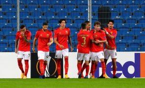 Benfica faz o pleno de vitórias na I Liga e mantém-se no 1.º lugar [vídeos]
