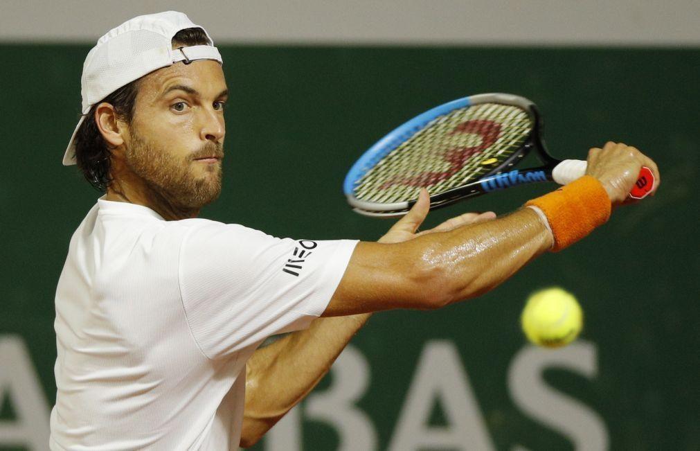 João Sousa cai para 84.º no ranking mundial de ténis, Djokovic mantém liderança