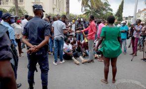 Juristas angolanos alegam que estado de calamidade pública não impede direito de manifestação