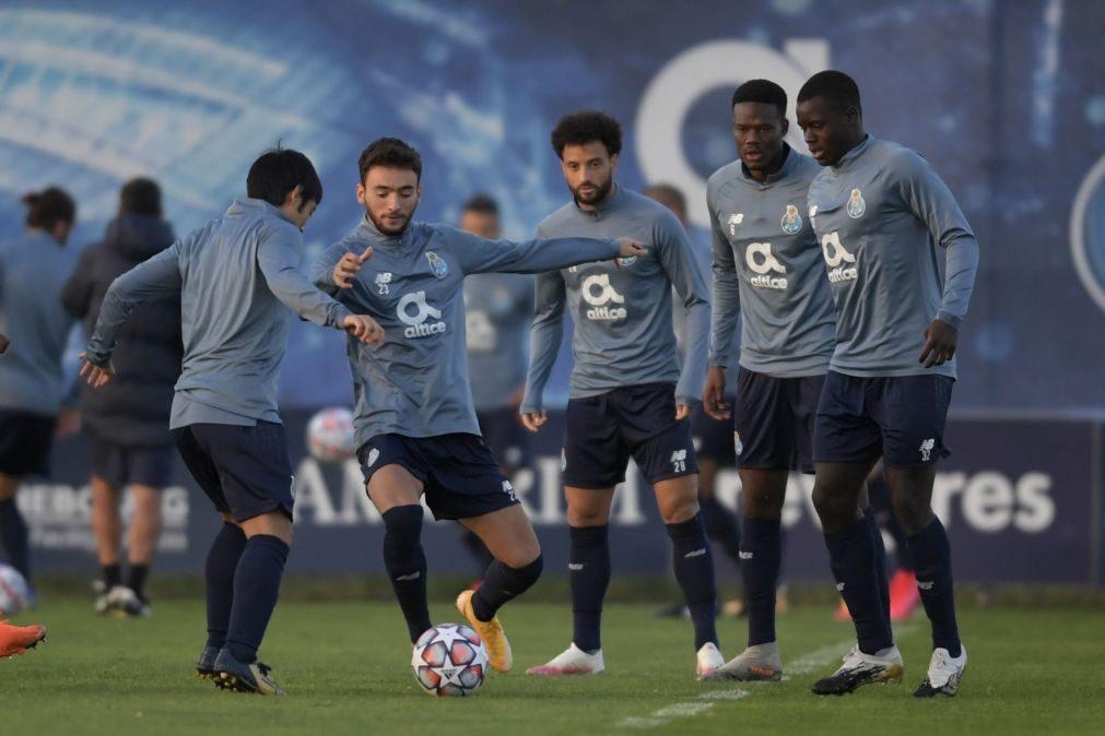 Corona diz que equipa do FC Porto
