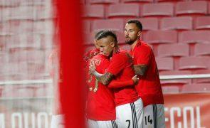 Benfica vence Belenenses SAD e continua apenas com vitórias na I Liga