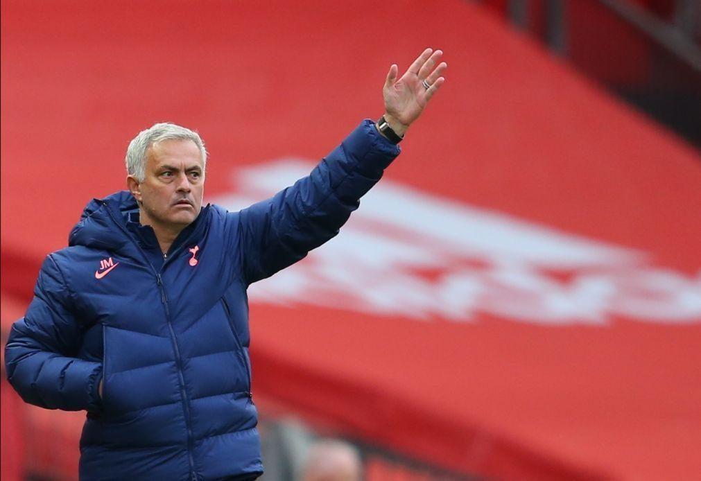 Web Summit: Treinador José Mourinho vai ser premiado com 'Web Summit Innovation in Sport
