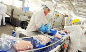 Surto «significativo» de coronavírus em fábrica de processamento de carne de peru