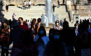 Covid-19: Grécia ultrapassa pela primeira vez mil casos num só dia