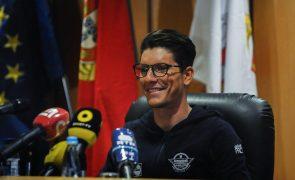 João Almeida quer focar-se nas grandes voltas e melhorar as provas de montanha