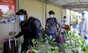 Covid-19: Uso de máscara obrigatório em recintos públicos em Timor-Leste