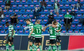 Sporting vira o resultado em Alvalade e bate o Gil Vicente por 3-1 [vídeos]