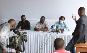 Ativistas angolanos convocam nova manifestação para 11 de novembro