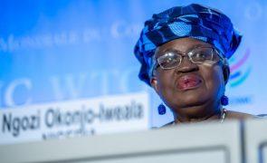 Estados Unidos opõem-se à escolha de nigeriana para liderar OMC