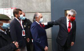 Benfica/Eleições: Manuel Damásio defende uma