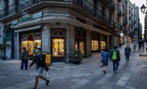 Covid-19: Espanha tem mais quase 20.000 novos casos e 168 mortes