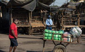 Covid-19: Moçambique anuncia mais duas mortes e 142 novos casos