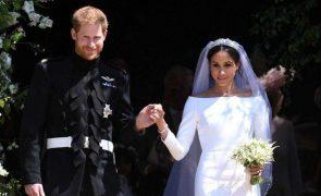 Meghan e Harry e o segredo da presença dos Clooney no casamento